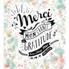 « Merci, Mon carnet de gratitude » de Anne-Solange Tardy