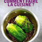 « Comment faire la cuisine » d'Olivier Nasti – Ed. Menu Fretin