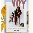 « VOY : carnets de routes et d'émotions » de Safia Vendome (First Editions)