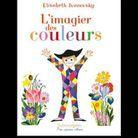 « L'imagier des couleurs », d'Elisabeth Ivanovsky (Gautier Languereau)