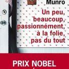 Un peu, beaucoup, passionnément, à la folie, pas du tout » d'Alice Munro (L'Olivier)