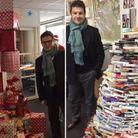 Les éditions Pocket aussi ont fait leur sapin de livres. Il a manifestement plu à Guillaume Musso.