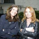 Ariane Chemin et Alix Girod de l'Ain