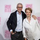 Bernard Lehut et Pascale Frey (ELLE)