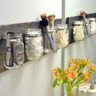 Activité manuelle d'hiver recyclage