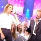 Avec Céline Dion pour « L'Envie »