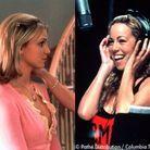 La plus ratée : les ex-aequos Mariah Carey et Britney Spears