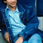Michel Berger, en mai 1986