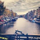 Arrivée à Amsterdam