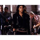 Michael Jackson sur « Bad »