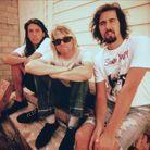 David Grohl, Kurt Cobain et Krist Novoselic forment le groupe Nirvana (1987)