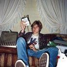 Kurt Cobain adolescent