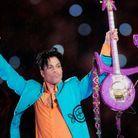Prince à la mi-temps du Super Bowl (2007)