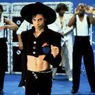 Prince, en mai 1986