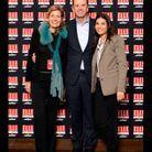Mirella Testori, Franck Espiasse et Emilie Coquard.