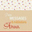 Le livre « Petits messages et méditations sur l'amour »