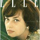 Jeanne Moreau pour ELLE, en 1960