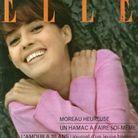 Jeanne Moreau pour ELLE, en 1964