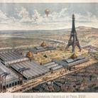 Vue de l'exposition universelle de Paris 1889