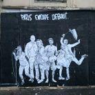 « Paris encore debout », par Combo et Jack Le Black