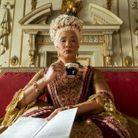 Golda Rosheuvel dans la peau de la reine Charlotte