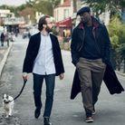 Antoine Gouy et Omar Sy