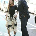 Sarah Jessica Parker et Chris Noth sur le tournage de « And Just Like That »