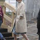 """Emma Corrin sur le tournage de """"The Crown"""""""