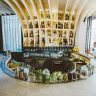 Un bar lounge à Paris 10