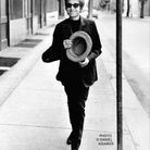 Bob DylanWalking With Top Hat Philadelphia PA 1964