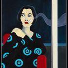 Peinture de Marjane Satrapi