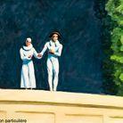 """Mathieu Amalric commente """"Two Comedians"""" d'Edward Hopper"""
