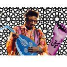 Jimi Hendrix & His Oud