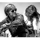 Robert Redford et Lauren Hutton
