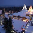 Le plus féerique : le marché de Noël de Rovaniemi