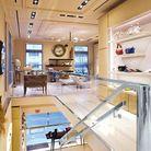 Géraldine Nakache : la boutique Roger Vivier