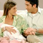 Ross et Rachel de « Friends »