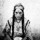 Portrait de femme algérienne.