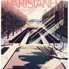 Paris, c'est beau en hiver.
