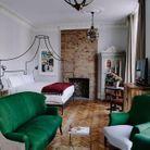 Une belle chambre d'hôtel à Londres