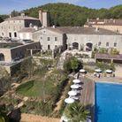Hôtel en Provence : Le Château de Berne ***** à Lorgues