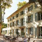 Un hôtel restaurant dans le Luberon