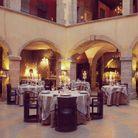 Un hôtel restaurant à Lyon