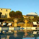Un hôtel restaurant en Provence