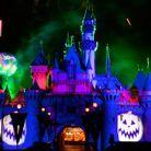 A Disneyland Paris en France