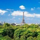 A Paris en France