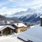 Dans la Vallée de Chamonix (France)