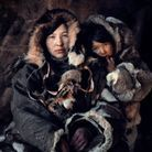 Oxana Teyunrultett & Oleasya Etguest, Second Brigade, Chukotka, Russia 2012
