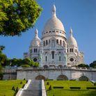 A Paris, La basilique du Sacré cœur de Montmartre