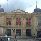 Le théâtre Gérard-Philipe, à Saint-Denis